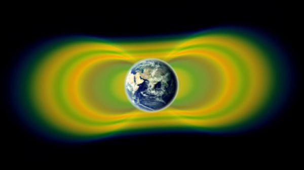Centurile de radiații Van Allen