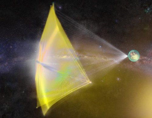 Proiectul Breakthrough Starshot