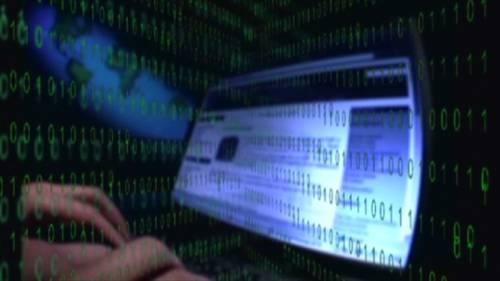 Hacker în acțiune
