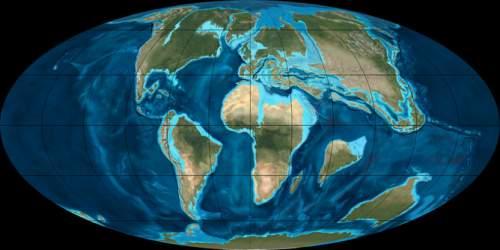 Pământul în urmă cu 65 milioane de ani
