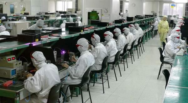 Producția Apple