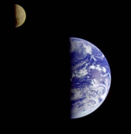 Sistemul Pământ-Lună