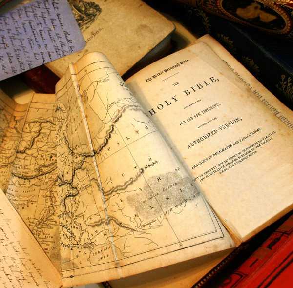 Cărți vechi
