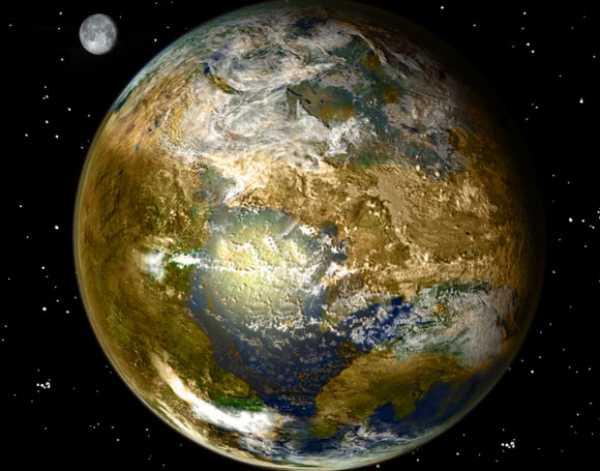 Pământul timpuriu