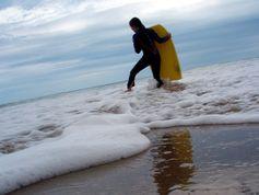 Un surfer