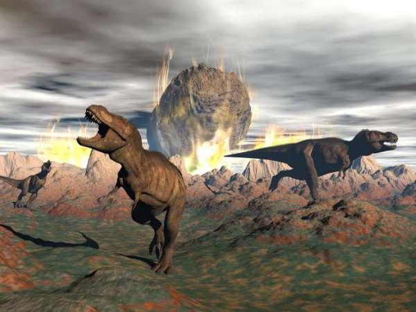Dispariția dinozaurilor s-a datorat materiei întunecate sau stelei Nemesis