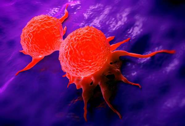 Divizarea celulelor cancerului de sân