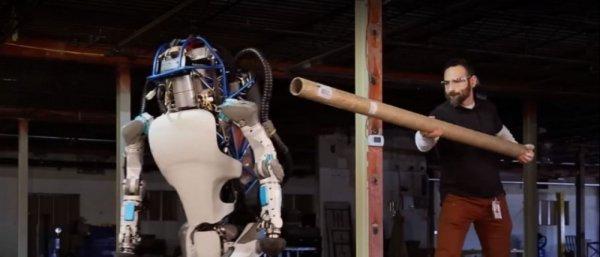Noul robot Atlas