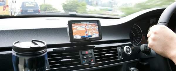 Sistem de navigație GPS auto