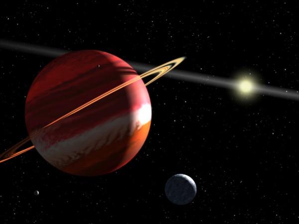 O planeta gazoasă gigant aflată în apropierea Sistemului Solar