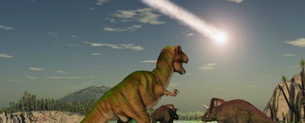 Dinozaurii erau în declin înainte de ciocnirea Pământului cu un asteroid