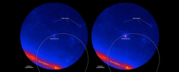 Sursa neutrinilor extragalactici