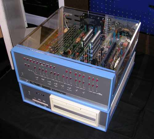 Calculatorul Altair 8800