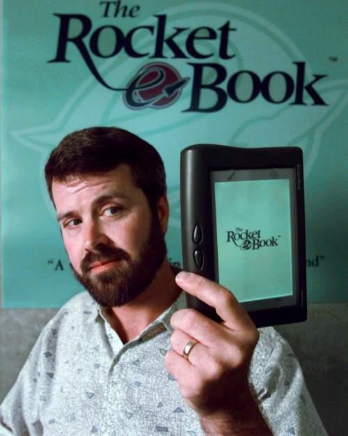 Rocket e-Book