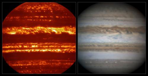 Imagini ale planetei Jupiter