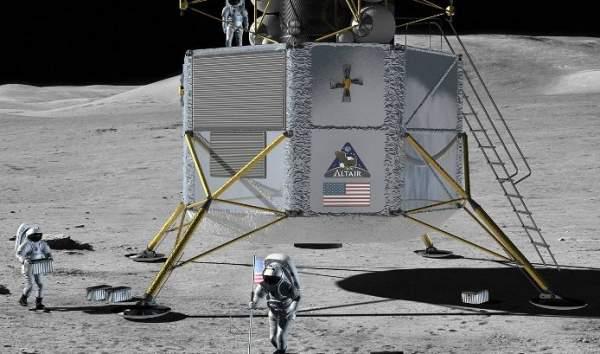 O nouă misiune spațială pe Lună