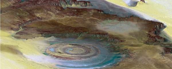 Ochiul Saharei