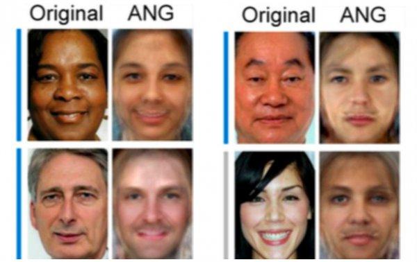 Reconstrucția fețelor doar pe baza memoriei
