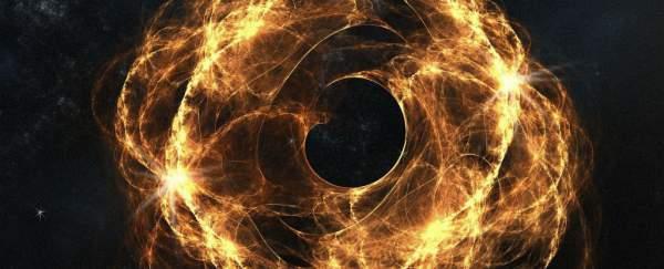 Formarea unei găuri negre