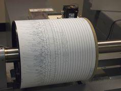 Măsurarea cutremurelor pe scara logaritmică