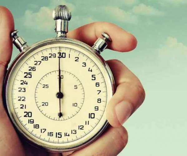Percepția timpului