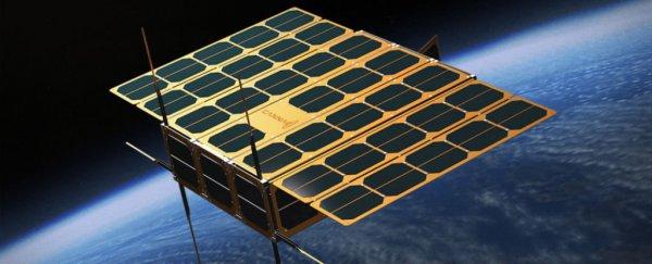 Testarea propulsorului Cannae Drive în spațiul cosmic