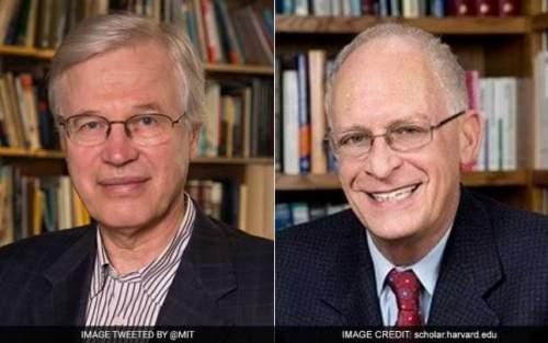 Bengt Holmstrom și Oliver Hart