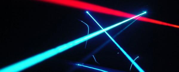 Crearea de materie și antimaterie cu ajutorul laserelor