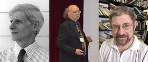 David J Thouless-F. Duncan M. Haldane-J. Michael Kosterlitz