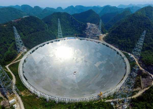 Radiotelescopul FAST