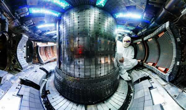 Reactorul de fuziune Alcator C-Mod