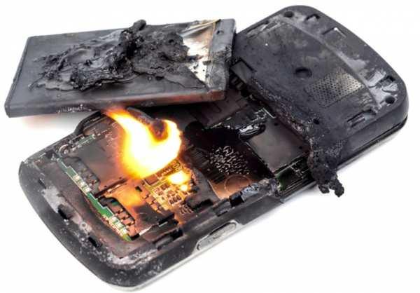Consecința exploziei unei baterii