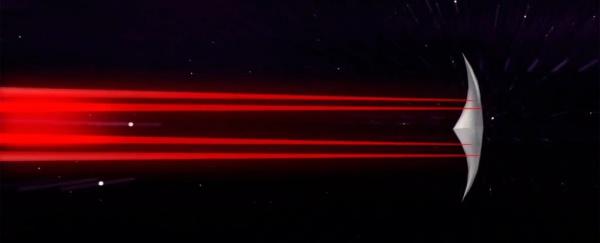 Nanonavă spaţială