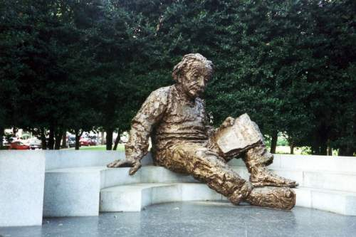Memorialul Einstein