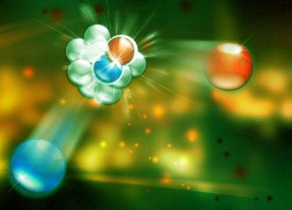 Protonul și neutronul