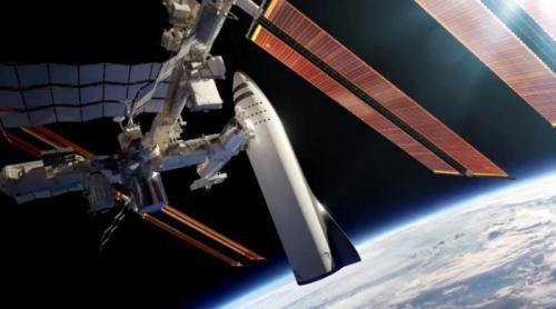 BFR și Stația Spațiala Internațională