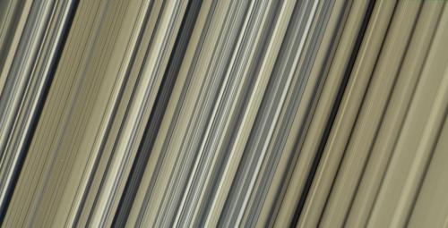 Culorile inelelor lui Saturn