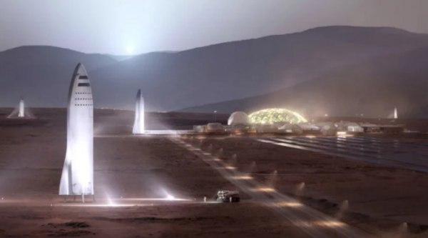 Terraformarea planetei Marte