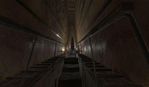 Galeria Mare din Marea Piramidă de la Giza