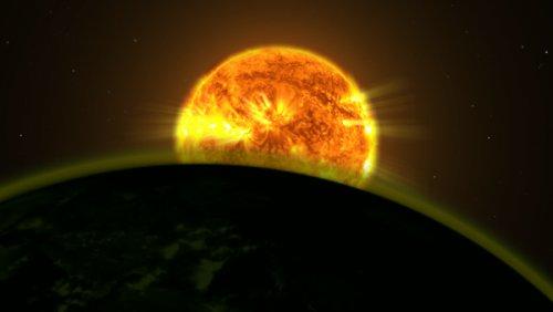 Atmosfera unei exoplanete