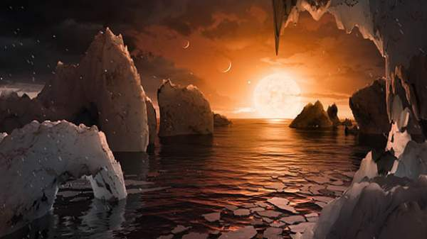 Exoplaneta Trappist 1f