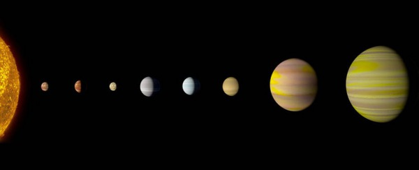 Sistemul solar Kepler-90