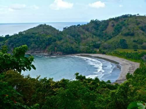 Peninsula Nicoya din Costa Rica