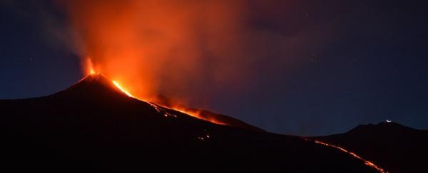 Erupție vulcanică