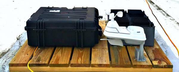 Rezonatorul termic generează energie electrică din aer