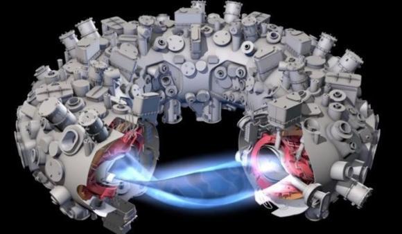 Reactorul de fuziune Wendelstein 7-X