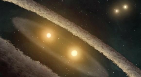 Sistem stelar binar