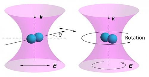 Vibraţia şi spinul cuantic