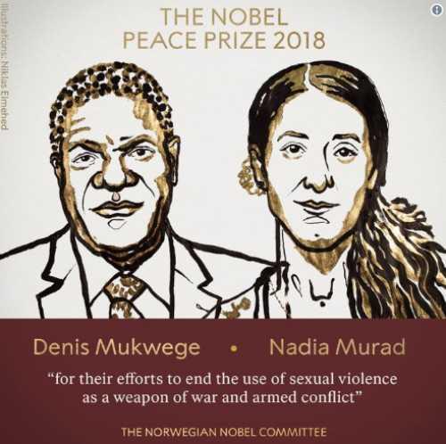Premil Nobel pentru Pace 2018