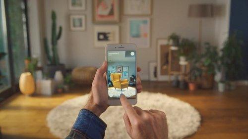 IKEA și realitatea augmentată